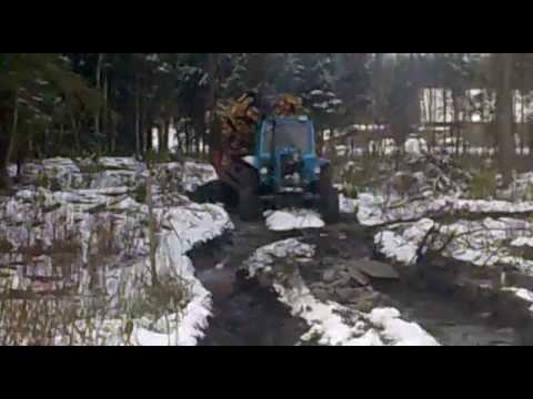 Mtz82 - Si gada pirmais sniedzins tika samits spures!!!