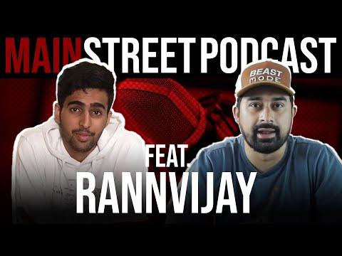 @Rannvijay Singha - India's Biggest Sneaker Collector   The Mainstreet Podcast