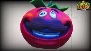 THE SECRET OF EVIL TOMATO HEAD! (PART 1) Fortnite Short Film