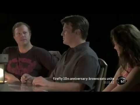 Firefly : Naked Nathan Fillion