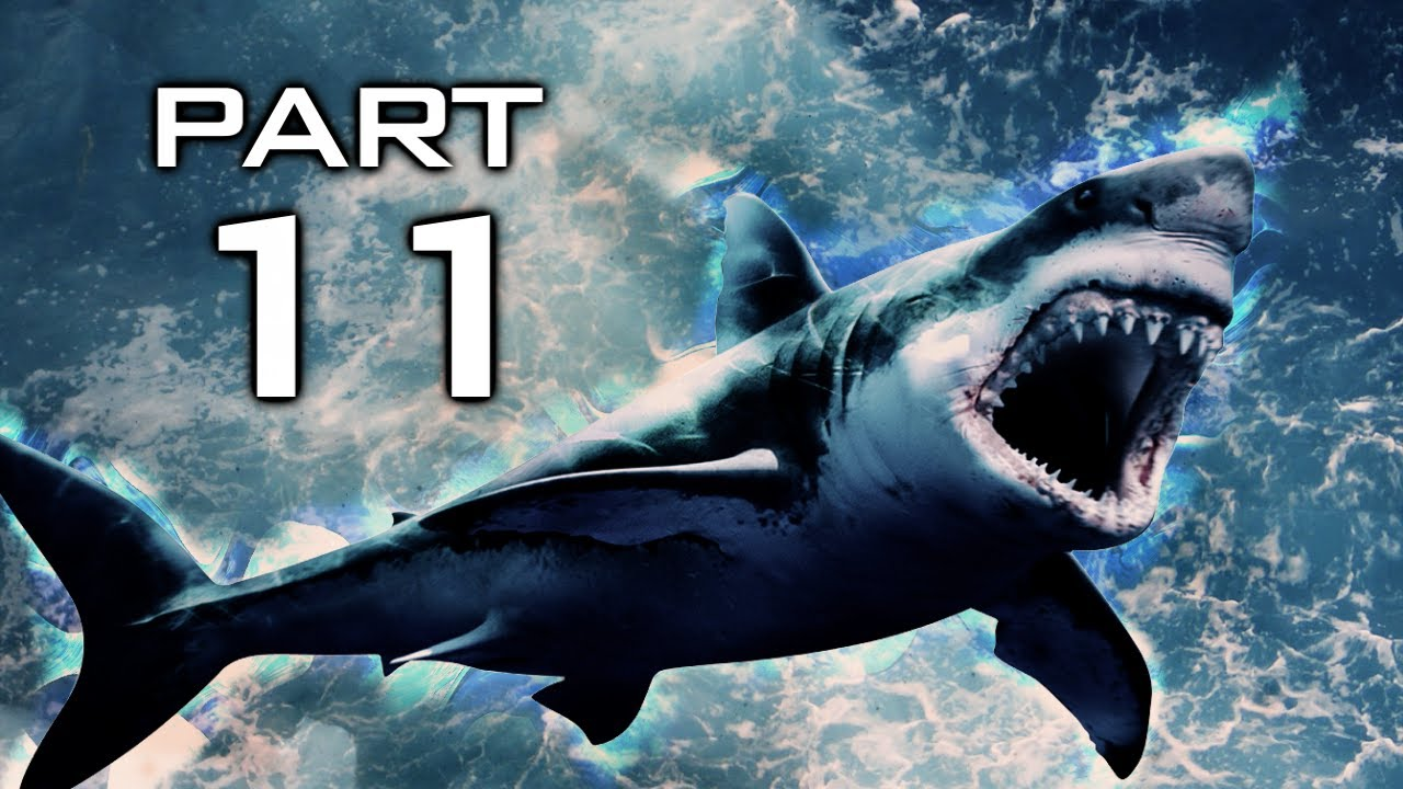 Call of Duty Ghosts Gameplay Walkthrough Part 11 – Campaign Mission 12 – Shark Attack (COD Ghosts)