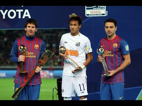 [HIGHLIGHTS] Santos FC - FC Barcelona, 0-4 (FIFA Club World Cup 2011)
