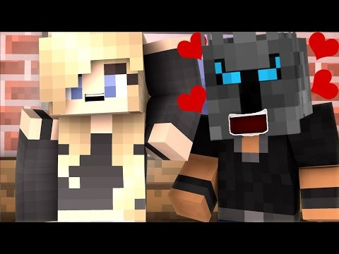 PopularMMOs Pat And Jen Minecraft GIRLFRIEND CHALLENGE EPS6 2