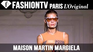 Maison Martin Margiela Spring/Summer 2015 FIRST LOOK | Paris Fashion Week | FashionTV
