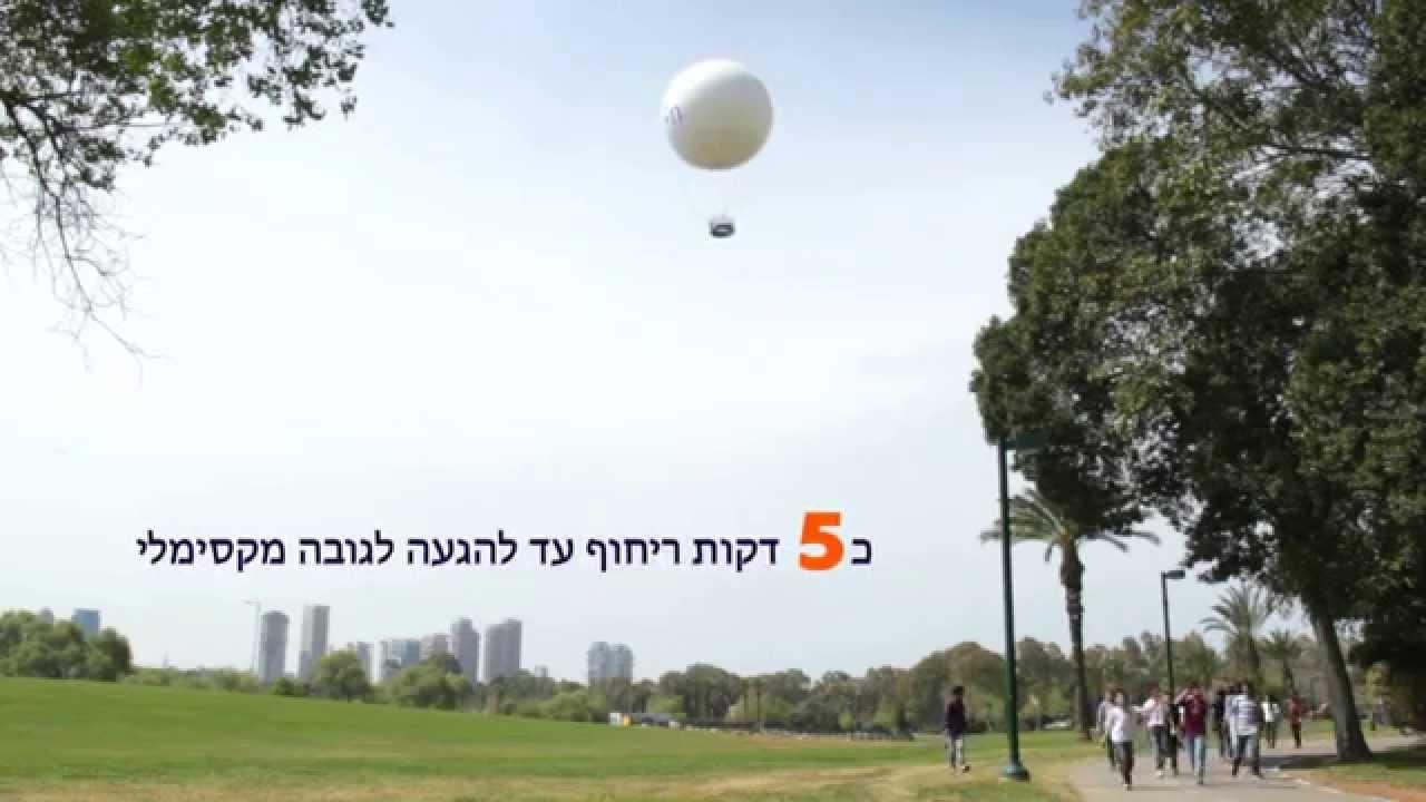 סרטון תדמית לגיוס השקעה למיזם התיירותי