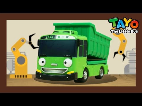SuperCar Tayo #1 l How to make a SuperCar l Rogi and Max l Tayo the Little Bus