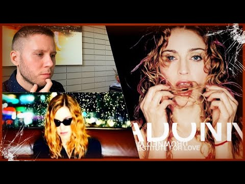 MADONNA MUSIC VIDEO 43: DROWNED WORLD/SUBSTITUTE FOR LOVE (1998) FIRST VIEWING + REACTION