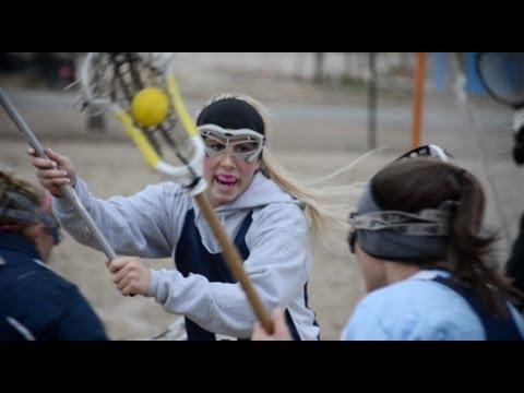 2014 Coker College Women's Lacrosse