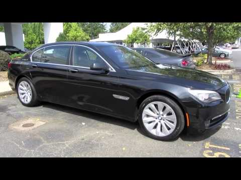 2011 BMW Active Hybrid 7 LWB Start Up, Exhaust, and In Depth Tour