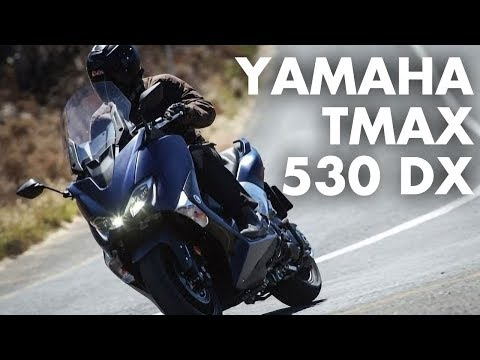 Yamaha T max DX (English Subtitles)