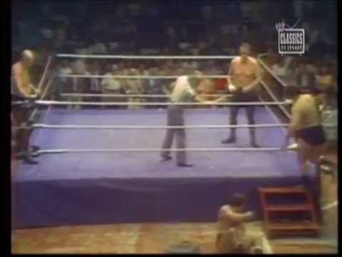 WWWF - WWWF CHAMPIONSHIP WRESTLING MAY 1977 ENTIRE SHOW, SUPERSTAR BILLY GRAHAM, GEORGE STEELE, BILLY WHITE WOLF, BARON VON RASCHKE, TONY GAREA,AND MORE.ALL MATCHES...