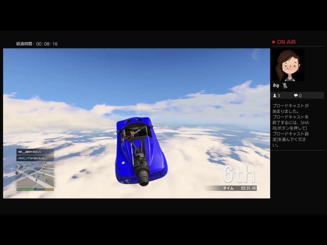 【GTA5】SREX主催 特殊車両サーキット「春のSpecial Vehicle祭り」