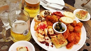 Leon Spain  city photos gallery : Tapas & Beer in León, Spain - EP. #104
