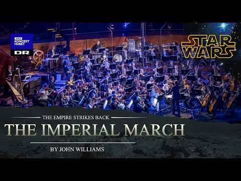 Star Wars Imperial March // The Danish National Symphony Orchestra (live)