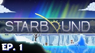 Embark on a quest to survive, discover, explore and fight your way across an infinite universe in this Coop Let's Play of Starbound!