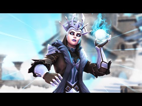 NEW Ice Queen Skin! Duo Squads With Myth! - Thời lượng: 17 phút.