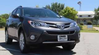 2013 Toyota RAV4 Review - What's Cool About It?