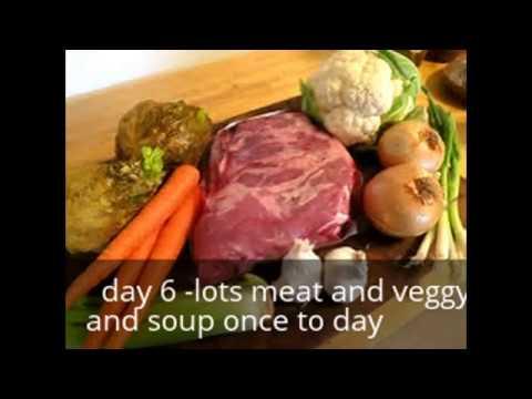 lose weight fast in 1 week /Sacred Heart Diet: Soup /7 Day Diet Plan/lose weight fast in 1 week
