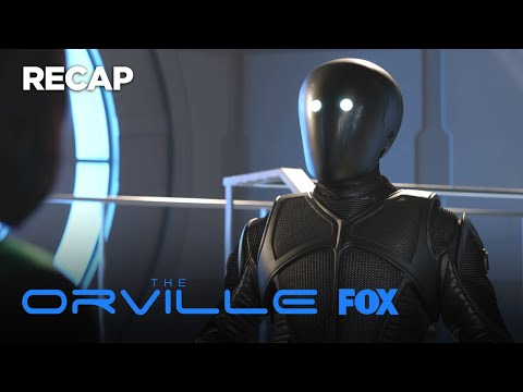 Mission: Into The Fold | Season 1 Ep. 8 | THE ORVILLE