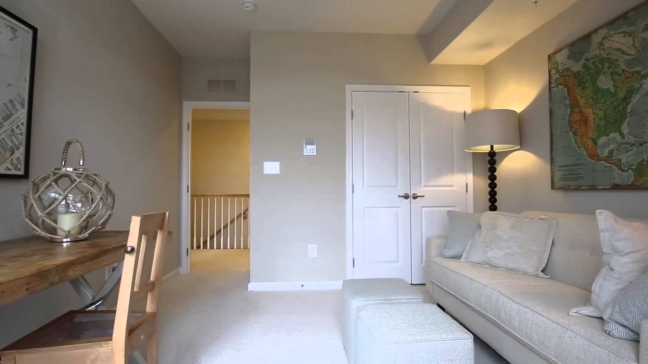New Matisse Condo Model For Sale At Jefferson Place Townhome Condominiums In Frederick Md