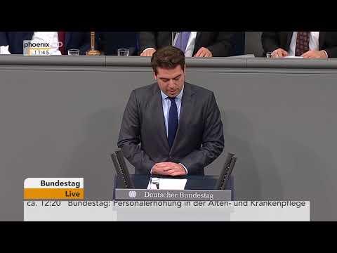 Bundestagsdebatte zum Zwei-Prozent-Rüstungsziel der NAT ...