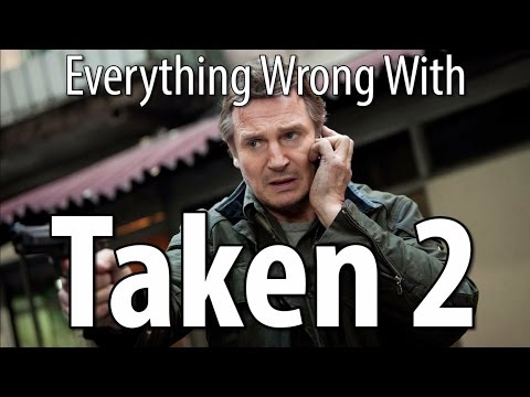 Taken - With a new Liam Neeson ass-kicking adventure headed to theaters, we thought it was time to take out Taken 2, dust it off, and see how many more sins it has t...