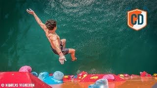 15m Up, Only One Way Down: Psicobloc Marseille | Climbing Daily Ep.1009 by EpicTV Climbing Daily