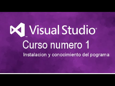 Aprendiendo Visual Studio 2015 (Parte 1)