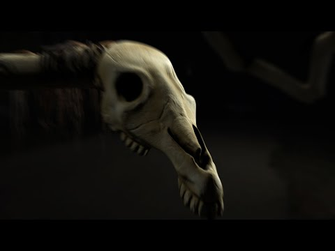 Long Horse- Siren Head Horror Short Film