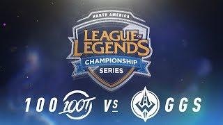 Video 100 vs. GGS - Week 4 Day 2 | NA LCS Spring Split | 100 Thieves vs. Golden Guardians (2018) MP3, 3GP, MP4, WEBM, AVI, FLV Agustus 2018