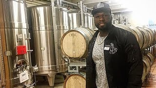 50 Cent Opens Up New Factory ''Growing The Empire''