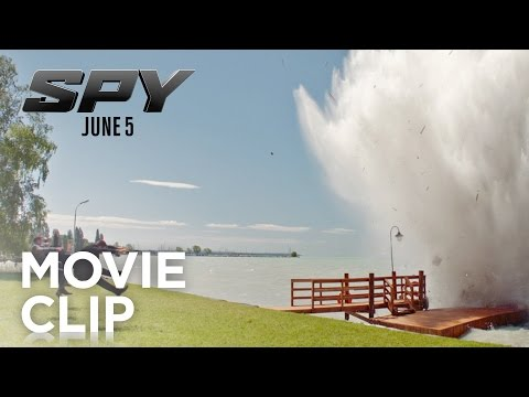 Spy (Clip 'The Dock')