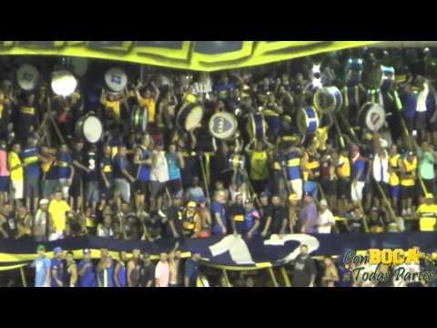 Esa mancha no se borra nunca más / BOCA-NOB 2016 - La 12 - Boca Juniors