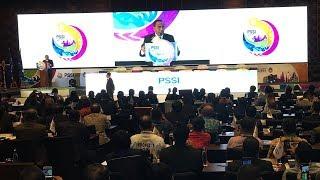 Video BREAKING NEWS! Di Tengah Pidato Kongres PSSI, Edy Rahmayadi Mengundurkan Diri Dari Jabatannya! MP3, 3GP, MP4, WEBM, AVI, FLV Januari 2019