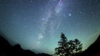 1時間に30個以上!三大流星群のペルセウス座流星群がもうすぐピーク!