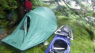 Video 3-week Solo Kayak Camping and Fishing in Alaska from Ketchikan to Dixon Entrance (part 1) MP3, 3GP, MP4, WEBM, AVI, FLV Agustus 2018