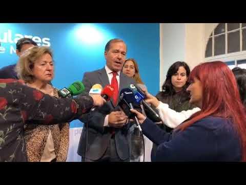 """Marín: """"La mesa por el empleo será el foro adecuado para presentar ideas que mejoren la economía y la creación de empleo de Melilla"""""""