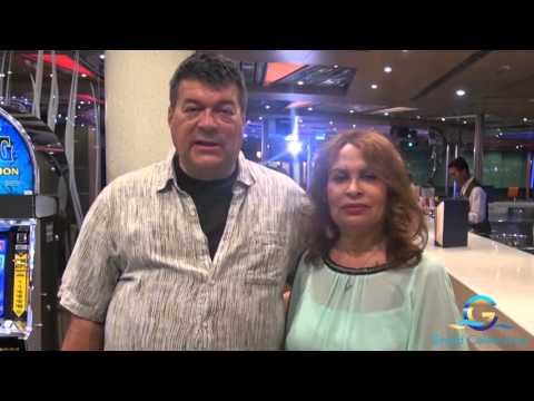 Miria and Gary Grand Celebration Cruise Testimonial