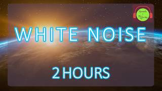 White noise ambience for relaxing, sleeping, meditate - 2 hours