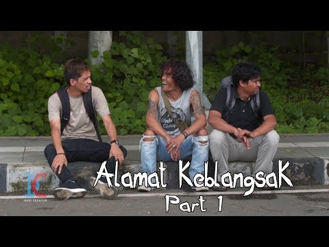 Alamat Keblangsak (Part 1) Eps 21 - feat Ruwet TV - (Parah Bener The Series)