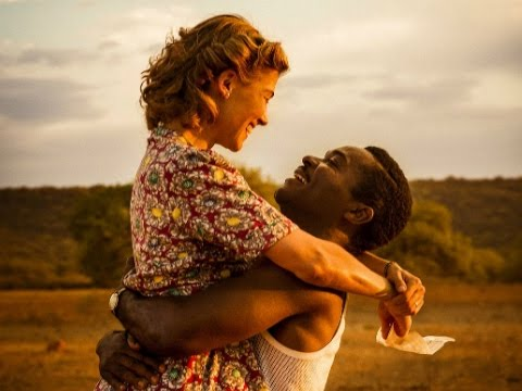 Top Billing meets the cast of  A United Kingdom