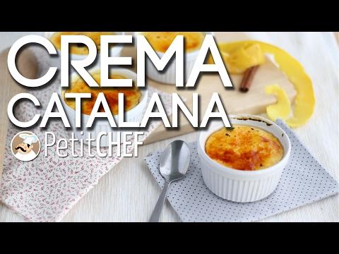 crema catalana - ricetta