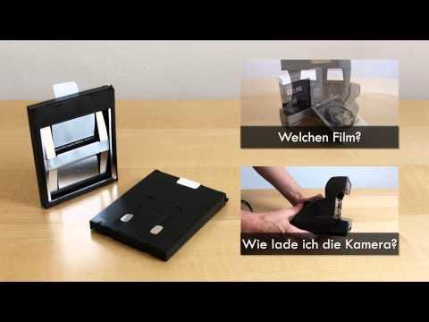Welche Batterie benötige ich? – Fotografieren mit der Polaroid 600 Kamera
