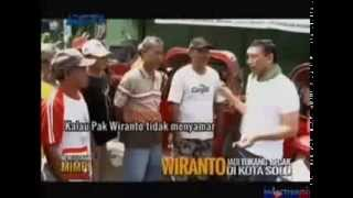 Video Wiranto Nyamar Jadi Tukang Becak MP3, 3GP, MP4, WEBM, AVI, FLV April 2017