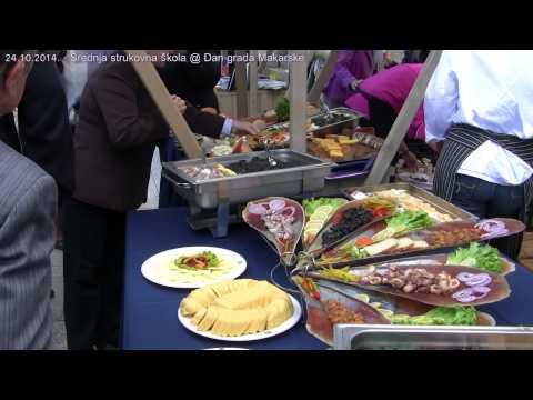 24. 10.2014. - Prezentacija Srednje strukovne škole za Dan grada Makarske