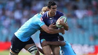 Waratahs v Rebels Rd.5 2018 Super Rugby video highlights