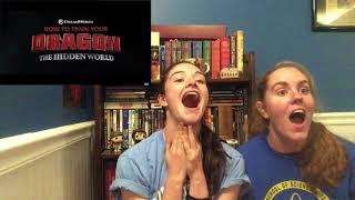 Video How to Train Your Dragon 3 trailer LIVE REACTION MP3, 3GP, MP4, WEBM, AVI, FLV Juni 2018