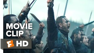 Macbeth Movie CLIP - Battle (2015) - Michael Fassenbender, Marion Cotillard Drama HD