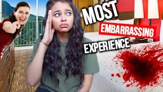 ALMOST KICKED OUT HOTEL! EMBARRASSING PERIOD STORY! by Simplynessa15