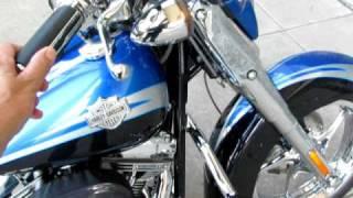 10. Harley Screamin Eagle Softail Convertable 110